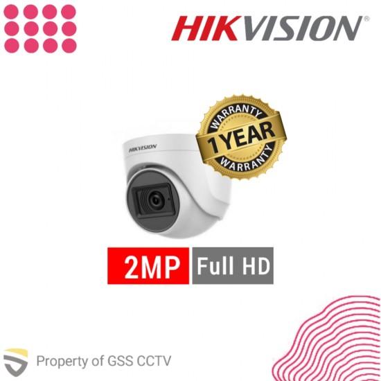 Paket Hikvision 2MP Full HD 1 Kamera