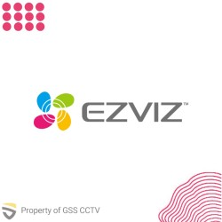 Paket Instalasi EZVIZ C3W PRO 4MP COLOUR NIGHT VIEW - 2 Kamera
