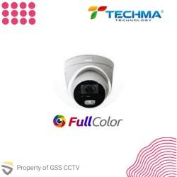 Paket Instalasi Techma Full Colour 1080P - 1 Kamera